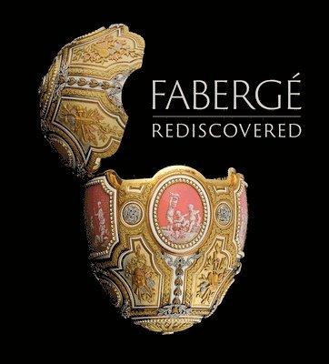 bokomslag Fabergé Rediscovered