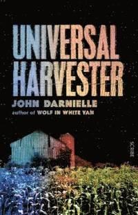 bokomslag Universal Harvester