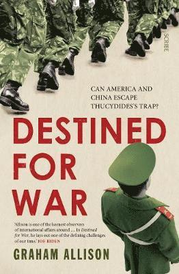 bokomslag Destined for war - can america and china escape thucydidess trap?