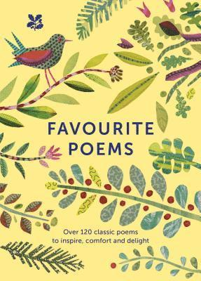 Favourite poems - of the national trust 1