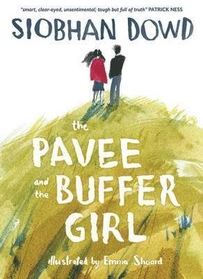 bokomslag Pavee and the buffer girl
