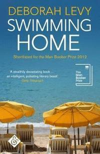 bokomslag Swimmming home