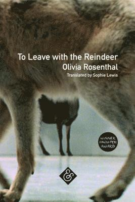 bokomslag To Leave with the Reindeer
