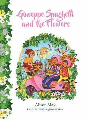 bokomslag Giuseppe spaghetti and the flowers