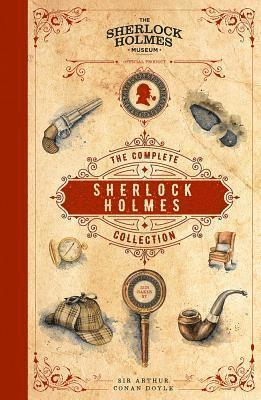 bokomslag Sherlock Holmes: The Complete Collection