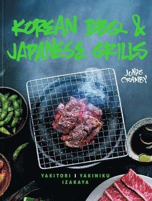 bokomslag Korean BBQ &; Japanese Grills