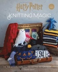bokomslag Harry Potter Knitting Magic: The Official Harry Potter Knitting Pattern Book