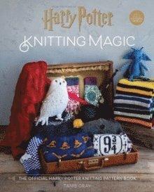 bokomslag Harry Potter Knitting Magic: The Official Harry Potter Knitting Pattern Book