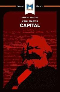 bokomslag An Analysis of Karl Marx's Capital