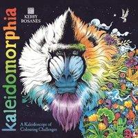 bokomslag Kaleidomorphia - A Kaleidoscope of Colouring by Kerby Rosanes