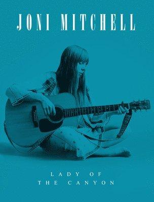 bokomslag Joni Mitchell: Lady of the Canyon