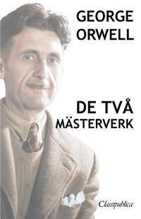 bokomslag George Orwell - de Tv  M sterverk