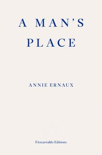 bokomslag A Man's Place