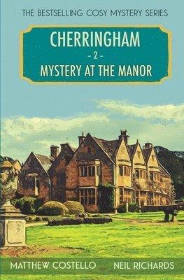 bokomslag Mystery at the Manor