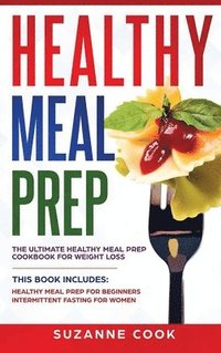 bokomslag Healthy Meal Prep