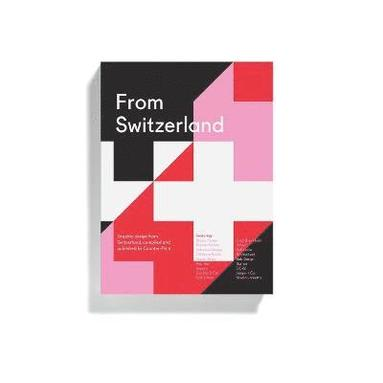 bokomslag From Switzerland
