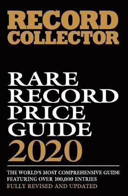 bokomslag Rare Record Price Guide 2020