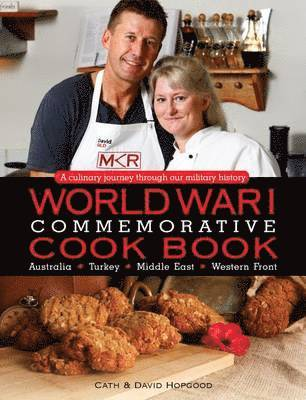 bokomslag World war i commemorative cook book - a culinary journey through our milita