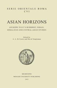bokomslag Asian Horizons