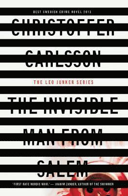 bokomslag The Invisible Man from Salem