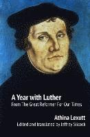 bokomslag Year with luther