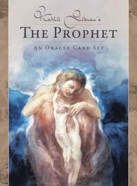 bokomslag Kahlil Gibran's the Prophet - an Oracle Card Set