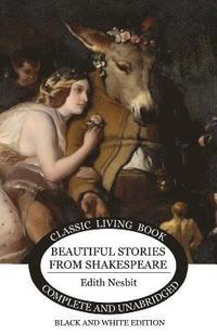 bokomslag Beautiful Stories from Shakespeare (B&;W)