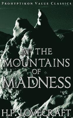 bokomslag At the Mountains of Madness