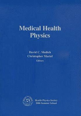 bokomslag Medical Health Physics