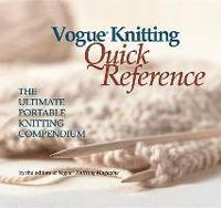 bokomslag 'Vogue Knitting'