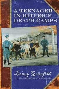 bokomslag A Teenager in Hitler's Death Camps