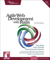 bokomslag Agile Web Development with Rails 3.2