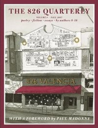 bokomslag The 826 Quarterly, Volume 8