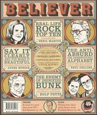 bokomslag The Believer, Issue 56
