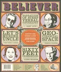 bokomslag The Believer, Issue 59