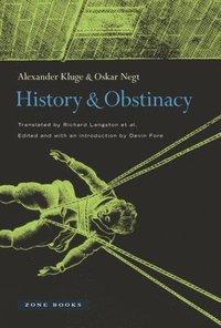 bokomslag History and Obstinacy