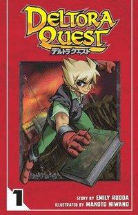 bokomslag Deltora Quest 1