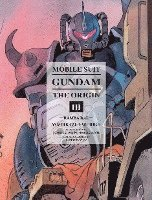bokomslag Mobile Suit Gundam: The Origin 3