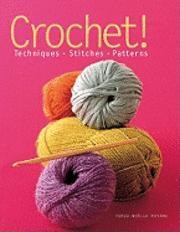 bokomslag Crochet!
