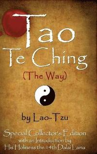 bokomslag Tao Te Ching (the Way) by Lao-Tzu