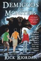 bokomslag Demigods and monsters - your favorite authors on rick riordans percy jackso