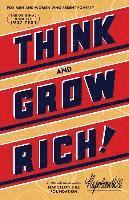 bokomslag Think and Grow Rich: The Original, an Official Publication of the Napoleon Hill Foundation