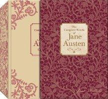 bokomslag Complete novels of jane austen