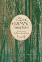 bokomslag The Complete Grimm's Fairy Tales (Knickerbocker Classics)