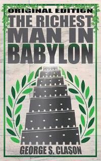 bokomslag Richest Man in Babylon