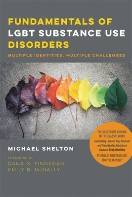 bokomslag Fundamentals of lgbt substance use disorders - multiple identities, multipl