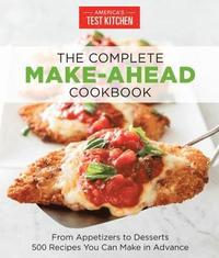 bokomslag Complete make-ahead cookbook