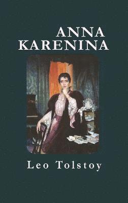 bokomslag Anna Karenina