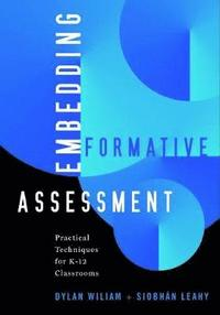 bokomslag Embedding Formative Assessment