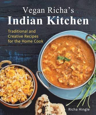 bokomslag Vegan Richa's Indian Kitchen